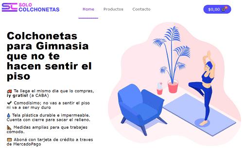 SoloColchonetas.com
