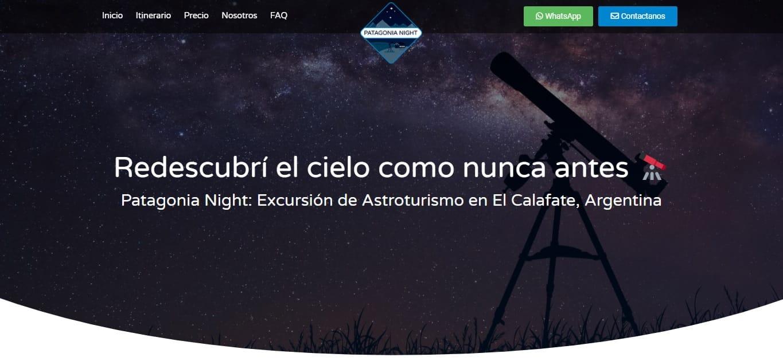 Patagonia Night